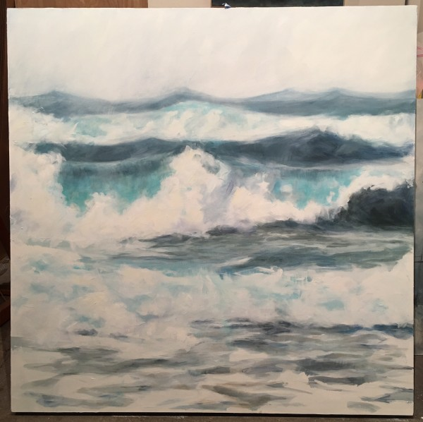 Sea Sky Series: Froth commission