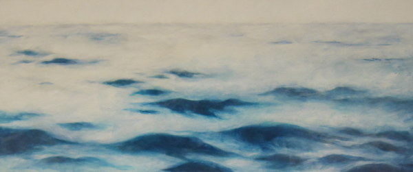 Sea Sky Series: Undulating 20x48