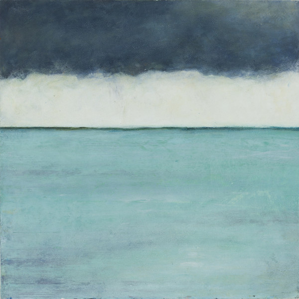 Sea Sky Series: Gray Cloud