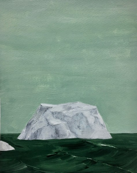 Exhilerating Iceberg