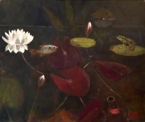 Vanier Water Lili
