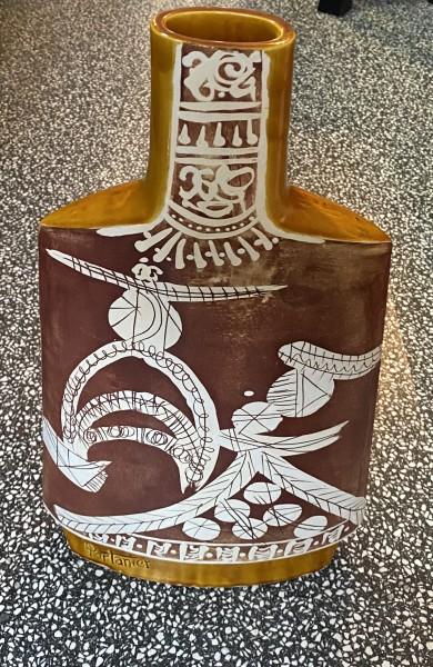 Vallauris Ceramic Vase