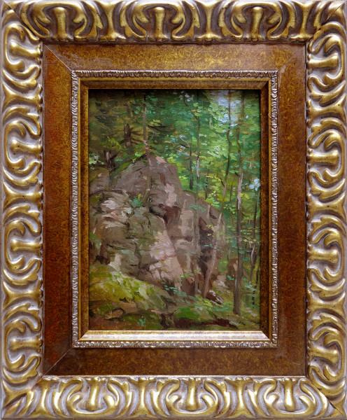 Untitled, Landscape with rocks V