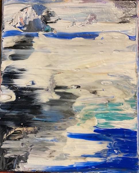 0735 - Winter Glacier