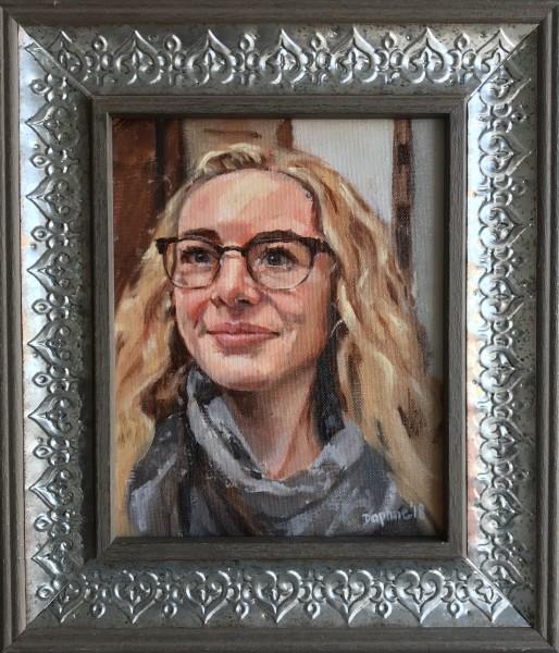 Artist Self Portrait October 2018