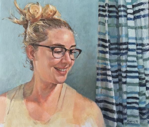 Self Portrait 2018 'Seeing Joy'