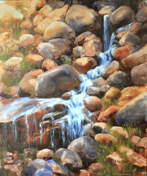 Tumbling Waters