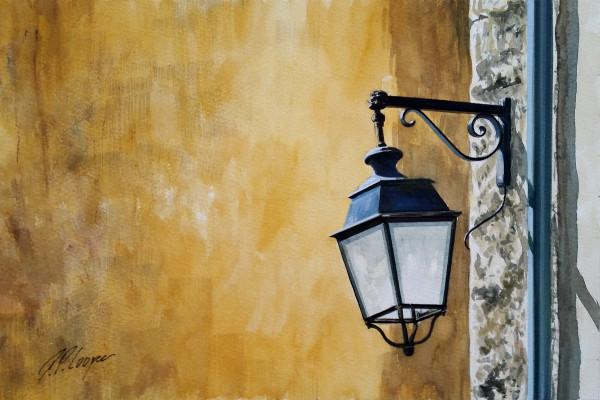 French Streetlamp