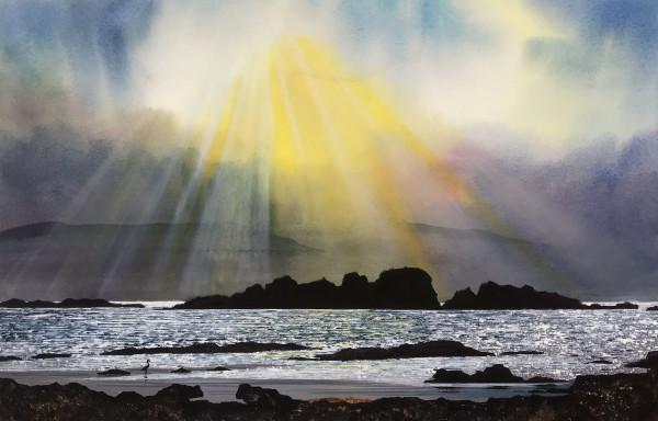 MORNING LIGHT - ARDVASAR - SKYE