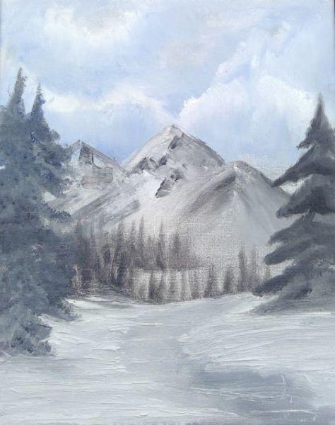 Blue Winter SM