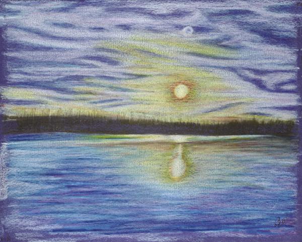 Sunset on Washington Island