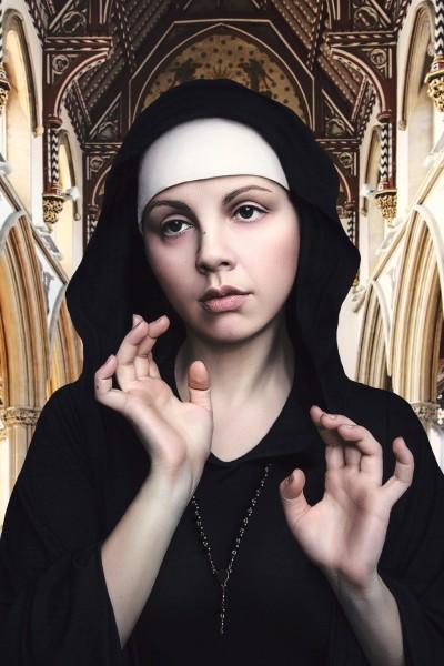 The Young Nun