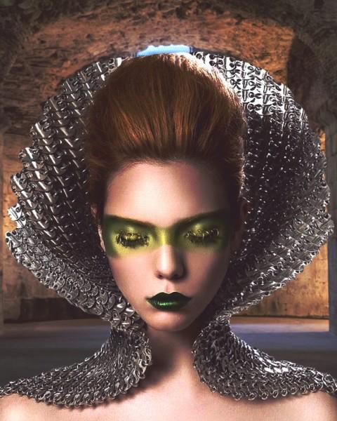 The Befallen Queen