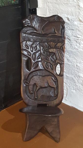 Makonde Chair