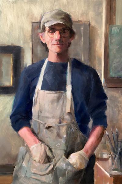 Portrait of Daniel Sprick