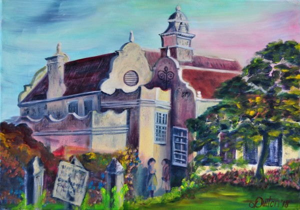 Old Erica School