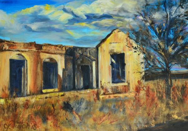 Paul Roux Ruins by Karien Dutton