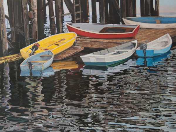 Southwest Harbor Dinghies