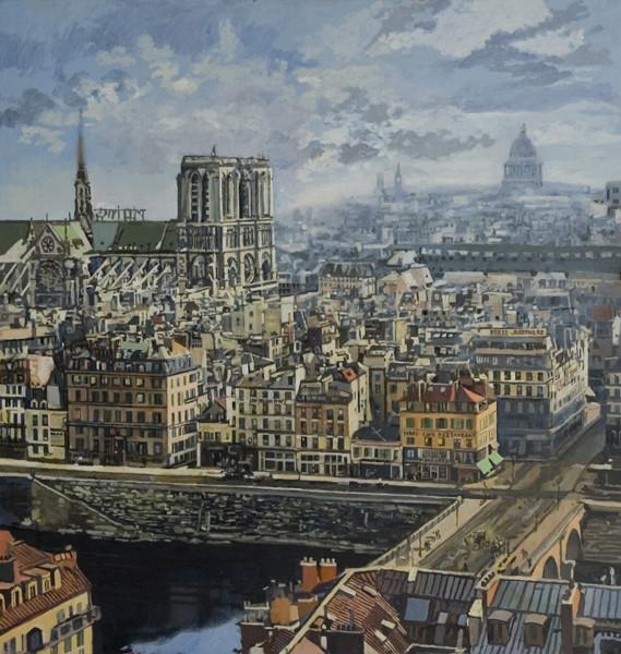 Paris in 1865