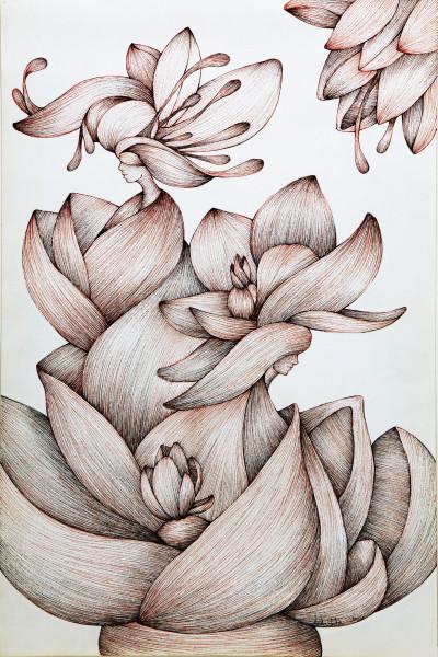 Serie De Flores - No. 1