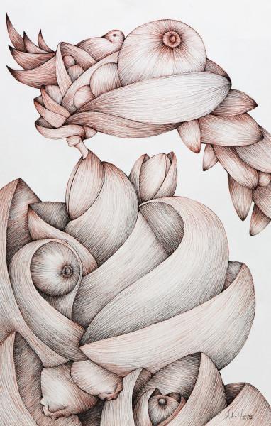 Serie De Flores - No. 2