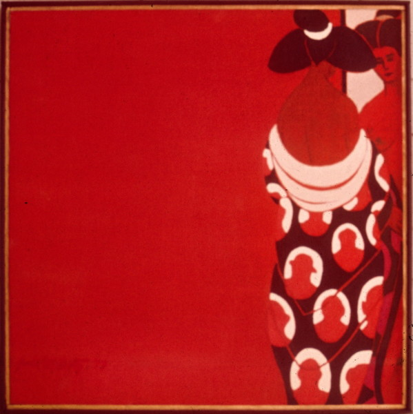 Japanese Red (painting)