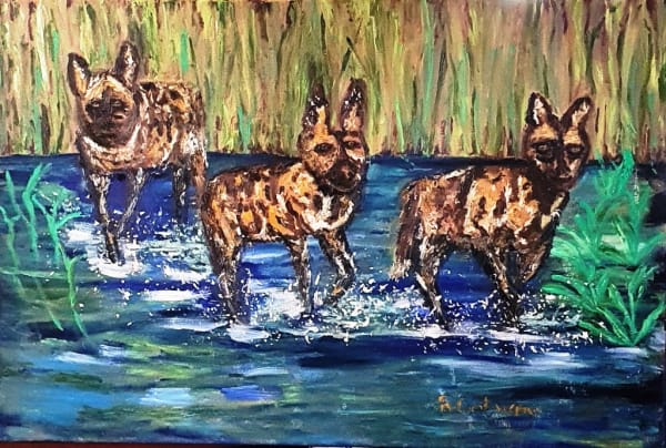 The Wild Dogs