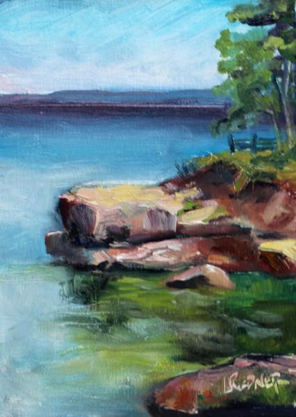 Lake Superior and its Rocks