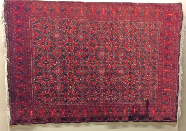 Large Indian Rug - Persian style (Noono Meshed Limited Edition)