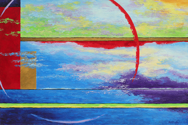 "1st Place -  Lexi Sundell – ""Landscapes of the Heart"" – www.lexisundell.com"