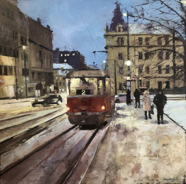 "6th Place – Overall - Martina Krupickova - ""Life in Prague During the Winter Time"" – www.martinakrupickova.com"