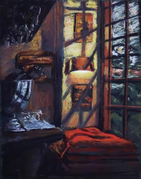 "7th Place – Overall - Anita Gladstone - ""Red Cushions"" – www.anitagladstone.com"