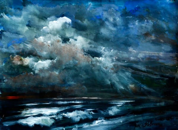 """7th Place – Overall - Sandy Brown - """"Winds of Change"""" – swrsbrown@comcast.net"""