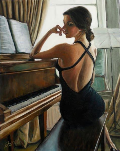 "8th Place – Overall - Johanna Hattner – ""Piano Elegance"" – www.johannahattner.com"