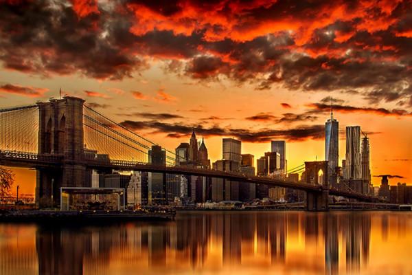 """8th Place – Overall - Az Jackson - """"Manhattan BBQ"""" – www.azjackson.com"""