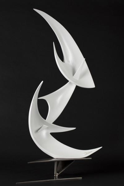 "9th Place – Overall - Diana Fernández - ""Triad"" - www.dianafernandez.art"