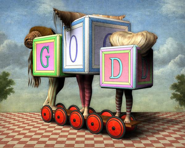 """Don Bergland - """"Axiom"""" - www.donbergland.com"""