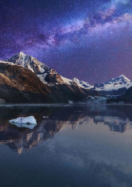"3rd Place – Overall - Elizabeth Hoverman - ""Alaska's Divine Beauty"" – www.ehcreativephotography.com"