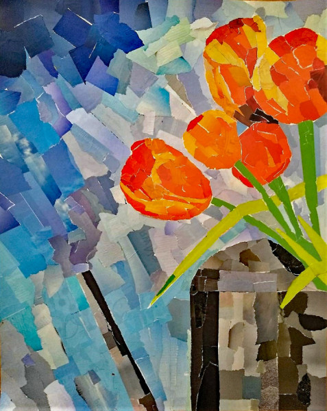 "6th Place - Meera Ramanathan - ""Tulips"""