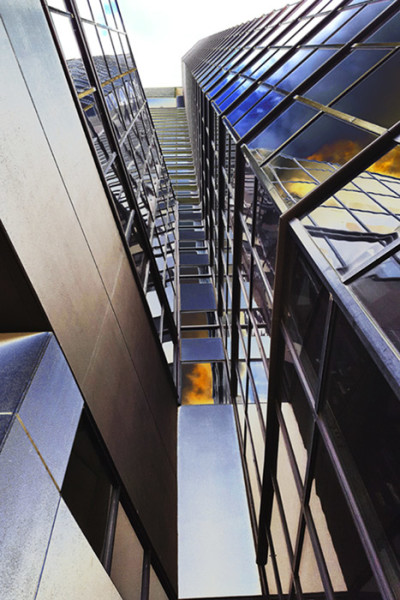 "10th  Place – John Edington - ""Three Degrees of Verticality II"" –   jmedington@comcast.net"
