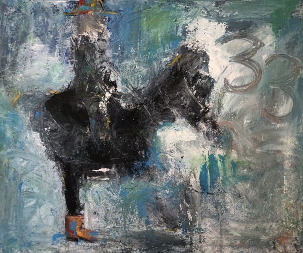 The Horse with One Leg