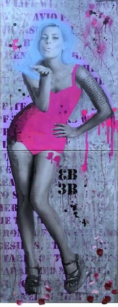 Elizabeth xo Pink B2
