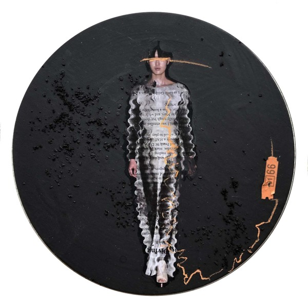 In Fashion Black Circle
