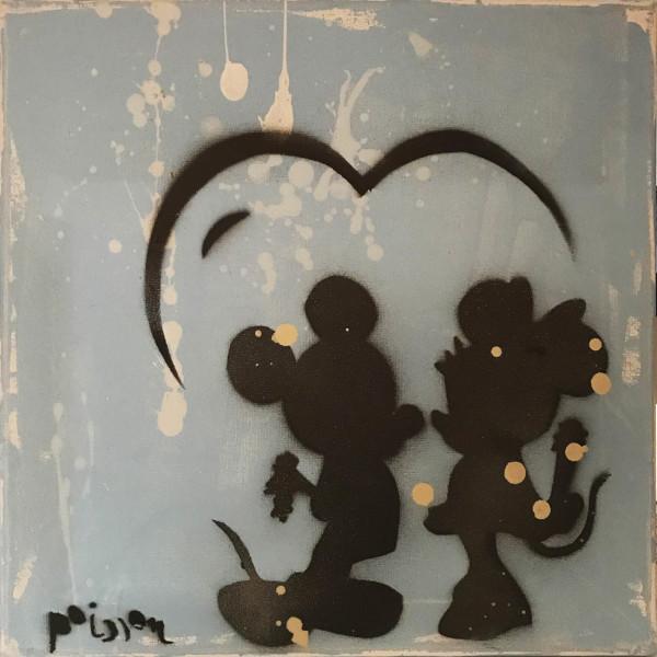 Mickey meets Minnie Blue 2A