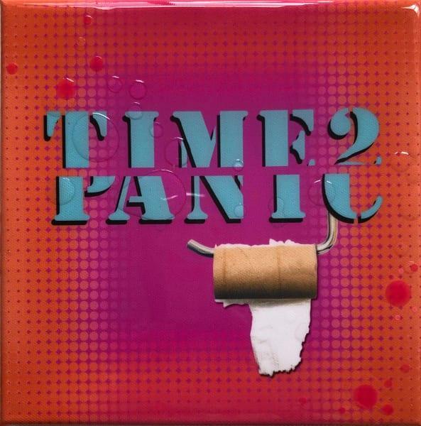 Time 2 Panic_Orange