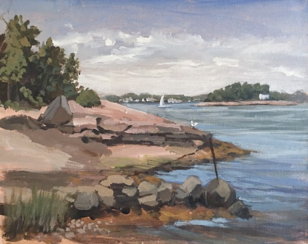 Island Time - Outer Island Thimble Island Branford CT