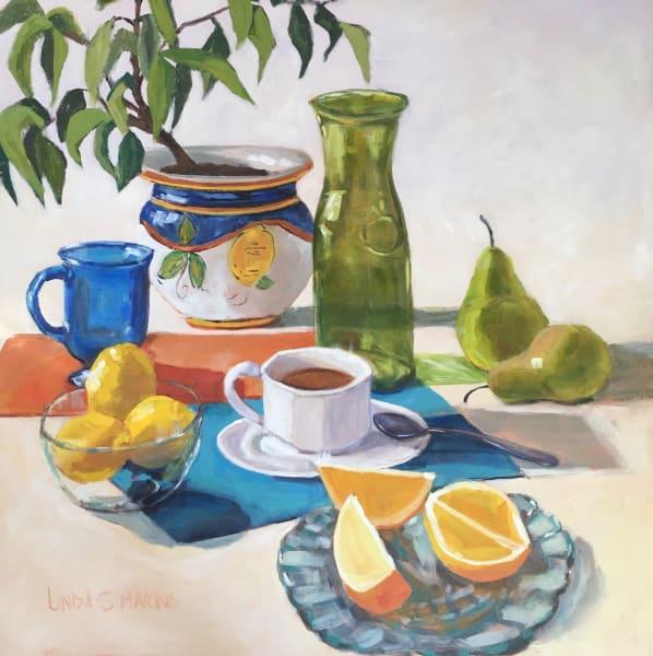 Lemon Tree And Tea
