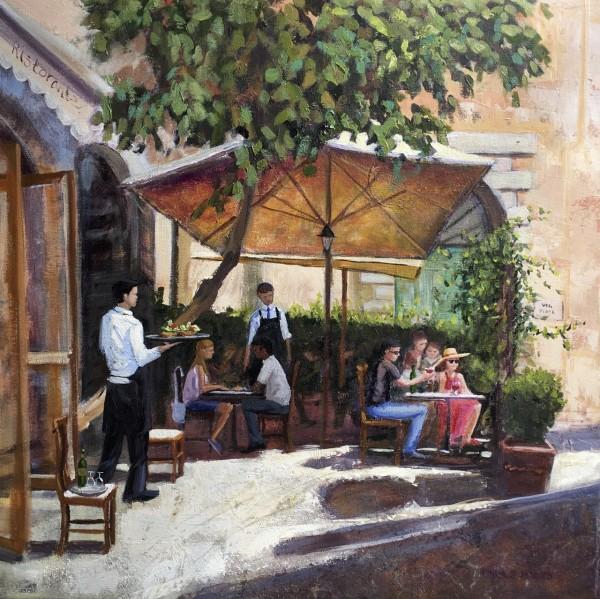 Cafe Alfresco - Roma