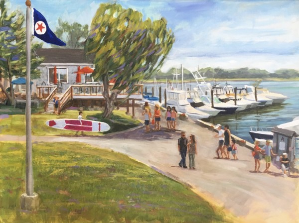 Marina Day - Branford Yacht Club