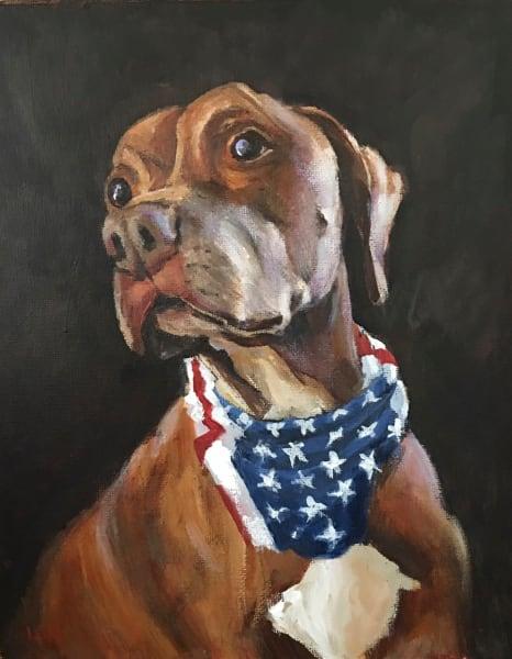 Max - Dog Portrait for Jim